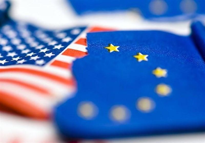 سناتور روس: اتحادیه اروپا تحت فشار آمریکا تحریم ها علیه روسیه را تشدید می نماید