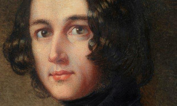 پرتره 175 ساله چارلز دیکنز رونمایی می گردد