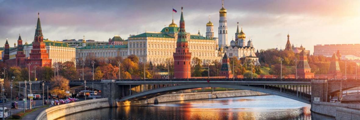 جاذبه های گردشگری مسکو ، روسیه