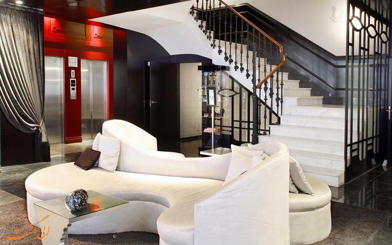 معرفی هتل 4 ستاره وینچی پالاس والنسیا اسپانیا