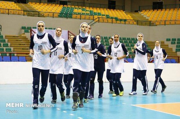 لیست جدید تیم ملی والیبال بانوان تعیین شد