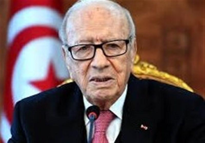 رئیس جمهور تونس بار دیگر به بیمارستان منتقل شد