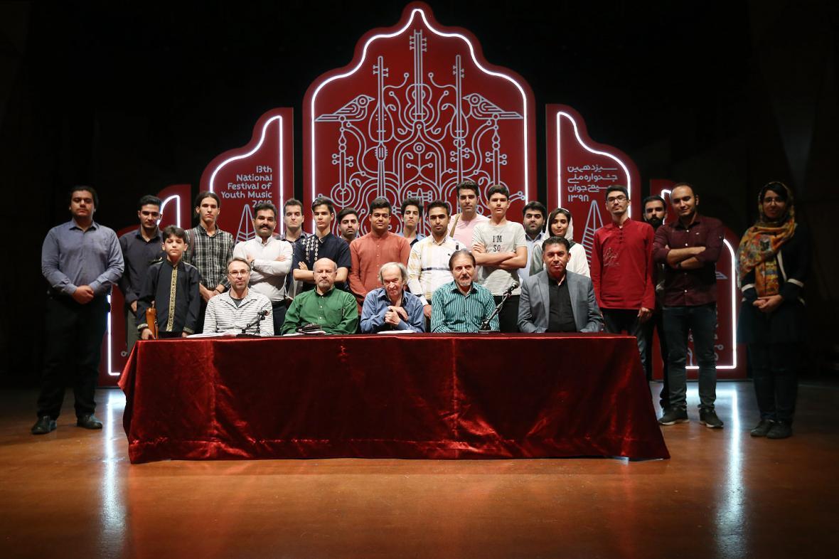 هنرنمایی نی نوازان در تالار رودکی، سیزدهمین روز جشنواره ملی موسیقی جوان سپری شد