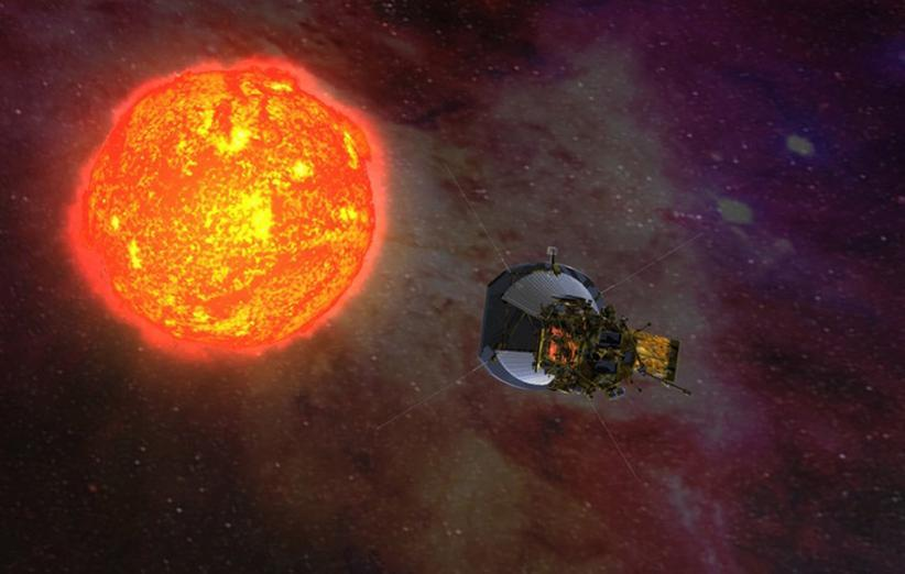 کاوشگر خورشیدی پارکر اولین سال ماموریتش را پشت سر گذاشت