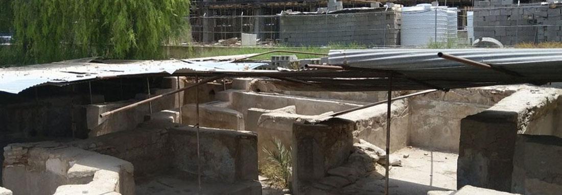 ساخت پارکینگ و مجتمع قاجاری در حریم حمام تاریخی گپ بندرعباس ، واکنش عجیب میراث فرهنگی و قانون شکنی شهرداری