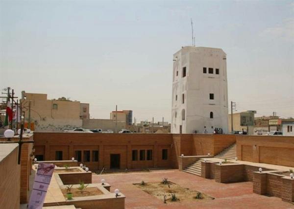 افتتاح پارک موزه محمدخان دشتی در استان بوشهر