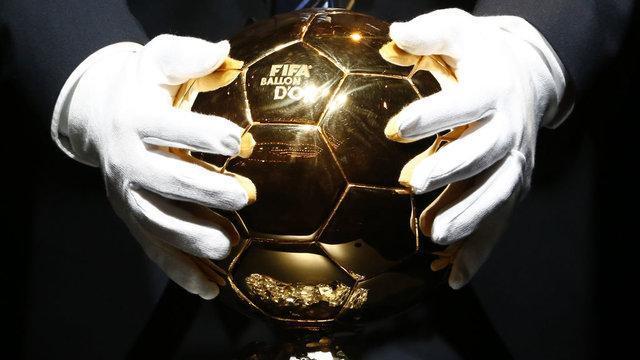 نامزدهای توپ طلا معرفی شدند، تاریخ سازی رونالدو