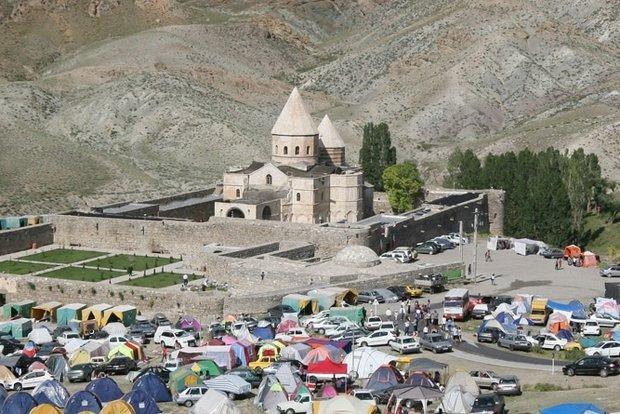 قره کلیسای چالدران میزبان ارامنه دنیا، برگزاری آیین مذهبی باداراک