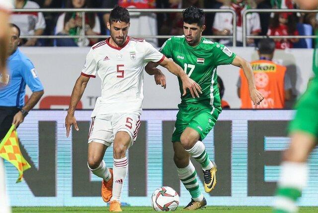 فیفا: ایران - عراق حساس ترین رقابت آسیایی
